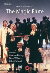 Mozart: The Magic Flute / Kenny,  Shank,  Bonynge [DVD]