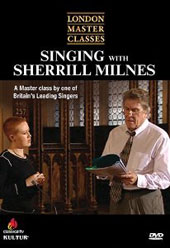 London Master Classes: Singing with Sherrill Milnes [DVD]