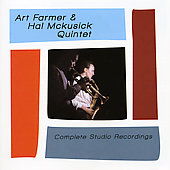 Hal McKusick/Art Farmer: Complete Studio Recordings *