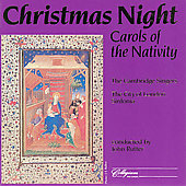 Christmas Night - Carols of the Nativity / Rutter, Cambridge
