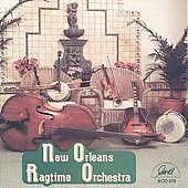 The New Orleans Ragtime Orchestra: New Orleans Ragtime Orchestra [Vanguard]