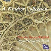 A Windsor Colection - Tchaikovsky, Bach, B&ouml;hm, Mendelssohn, et al / Timothy Byram