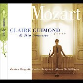Mozart: Flute Quartets / Claire Guimond, Sonnerie Trio