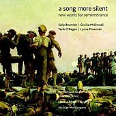 A song more silent - McDowall, Plowman, O'Regan, Beamish / Moldoveanu, Stevenson, Bevan, et al