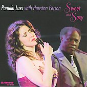 Pamela Luss: Sweet and Saxy *
