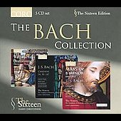 The Bach Collection / Harry Christophers, The Sixteen