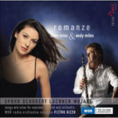 Romanze - Songs & Arias for Soprano
