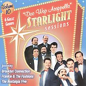 Various Artists: Doo Wop Acappella Starlight Sessions, Vol. 10