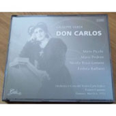 Verdi: Don Carlos