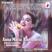 Anna Maria Alberghetti: Warm and Willing