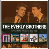 The Everly Brothers: Original Album Series (It's Everly Time/A Date With The Everly Brothers/Rock 'N' Soul/Two Yanks In England/Roots) [Box]