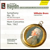 Haydn: Complete Symphonies, Vol. 14 / Fey