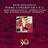 Shostakovich, Shchedrin: Piano Concertos / Hamelin