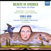 Beauty In America / Works for Flute & Guitar