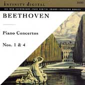 Beethoven: Piano Concertos no 1 & 4