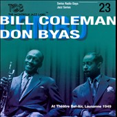 Don Byas/Bill Coleman (Trumpet): Swiss Radio Days, Vol. 23 *
