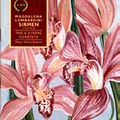 Sirmen: The 6 String Quartets / Allegri String Quartet