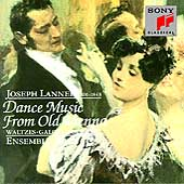 Lanner: Dance Music from Old Vienna / Ensemble Wien
