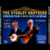 The Stanley Brothers: The King Years 1961-1965 [Box]