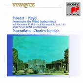 Mozart, Pleyel: Serenade for Winds / Neidich, Mozzafiato