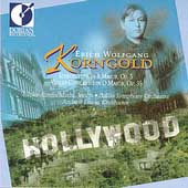 Erich Wolfgang Korngold - Hollywood / Math&eacute;, Litton, et al