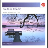 Chopin: Piano Concertos 1 & 2 / Arthur Rubinstein, piano