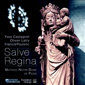 Salve Regina: Yves Catagen, Olivier Latry, Francis Poulenc