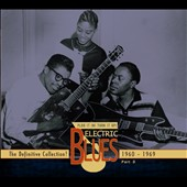 Various Artists: Plug It In! Turn It Up! Electric Blues - The Definitive Collection, Pt. 3: 1960-1969 [Digipak]