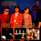 Utopia: Adventures in Utopia/Deface the Music/Swing to the Right *