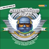 Various Artists: Sunshine Live, Vol. 42 [Digipak]