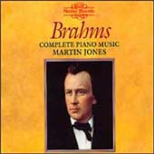 Brahms: Complete Piano Music / Martin Jones