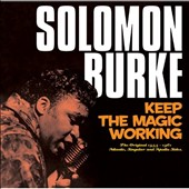 Solomon Burke: Original 1955-1961 Atlantic Singular and Apollo Sides