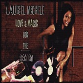 Lauriel Michele: Love & Magic for the Record