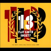Flat Earth Society (Belgian Big Band): 13 [Digipak]