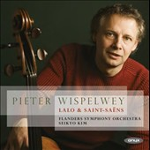 Lalo: Cello Concerto; Saint-Saens: Cello Concerto no. 2; Berlioz / Pieter Wispelwey, cello