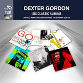 Dexter Gordon: 6 Classic Albums Plus