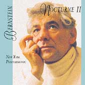 Nocturne II / Bernstein, New York Philharmonic
