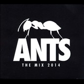 Various Artists: ANTS Presents the Mix 2014 [Digipak]