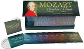 Mozart: Complete Edition / various artists [170 CDs]