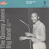Quincy Jones: Swiss Radio Days Jazz Series Vol. 1: Lausanne 1960