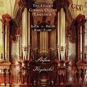 Grand German Organ Tradition - Bach, Reger, etc / Kozinski