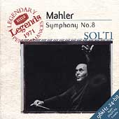 Mahler: Symphony no 8 / Solti, Chicago SO