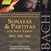 Edition Bachakademie Vol 119 - Sonatas & Partitas For Violin