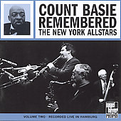 New York Allstars (Jazz): Count Basie Remembered, Vol. 2