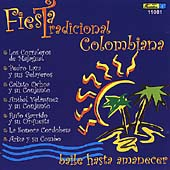 Various Artists: Fiesta Tradicional Colombiana
