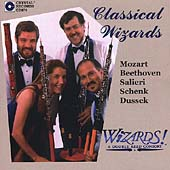 Classical Wizard - Mozart, Beethoven, Salieri, Schenk, etc