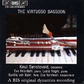 The Virtuoso Bassoon / Knut Sonstevold