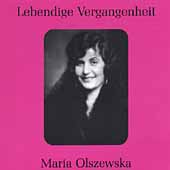 Lebendige Vergangenheit - Maria Olszewska