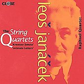 Leos Janacek: The String Quartets / Raphael Quartet