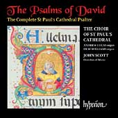 Tha Psalms of David - Complete St. Paul's Psalter / J. Scott